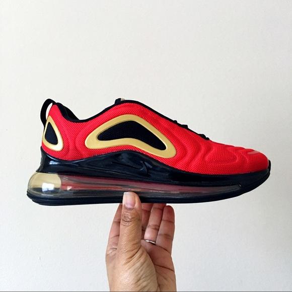 Nike Shoes   Womens Nike Air Max 72 Red